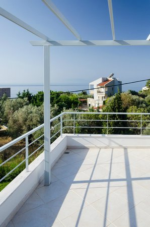 Sellados Beach Villas : view from roof terrace