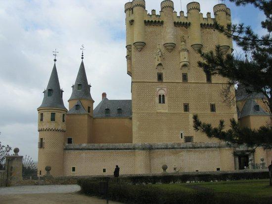 Alcazar de Segovia: Vista