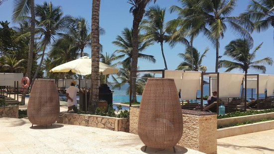 IKIN Margarita Hotel & Spa: Desde el restaurant