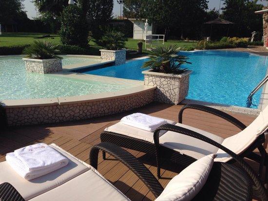 Villa Ori : La piscina solo per noi!