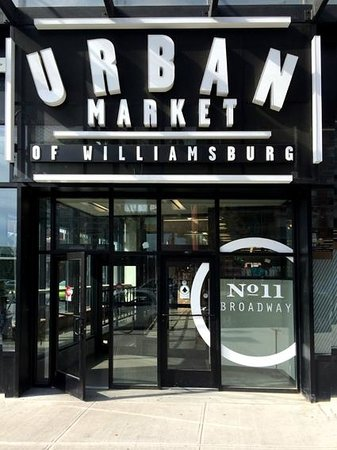 Urban Market of Williamsburg
