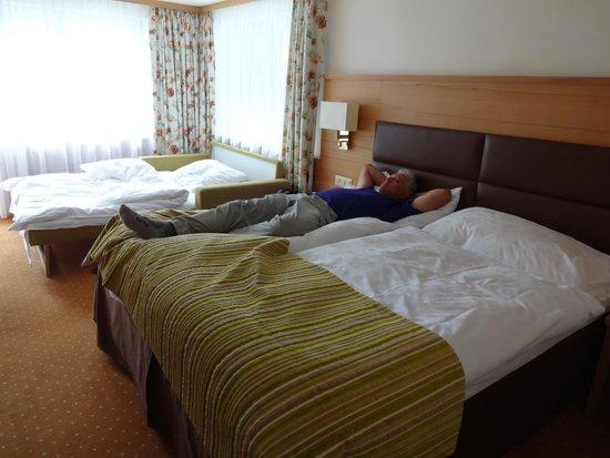 Hotel La Ginabelle: nice bedroom