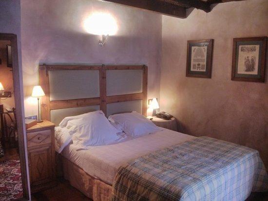La Casa del Abad Hotel Spa : Habitación 205