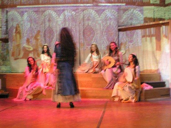 Hodjapasha Cultural Center: White Rose