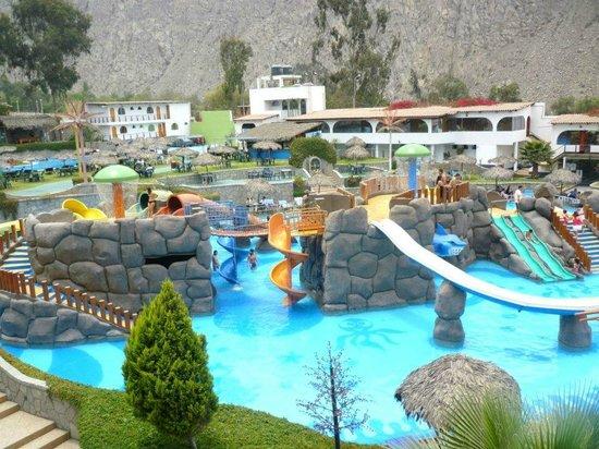 Chosica, Peru: PARQUE ACUATICO