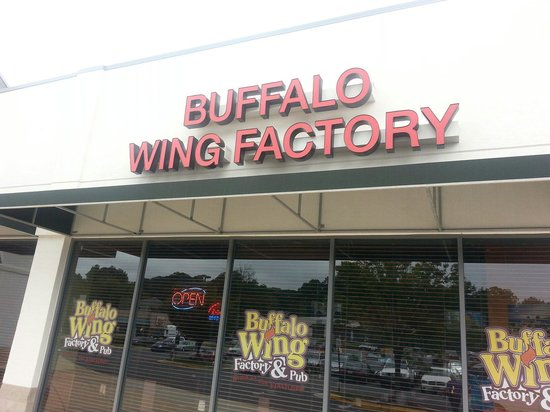 Buffalo Wing Factory Reston Hunters Woods Plz