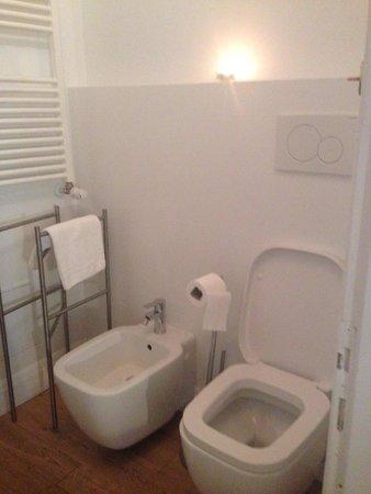 Casa Fabbrini Boutique B&B: El baño