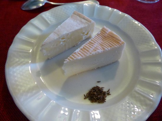 Hôtel Roess: fromage