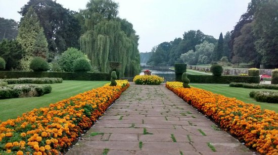 Coombe Abbey Hotel: Coombe Abbey grounds