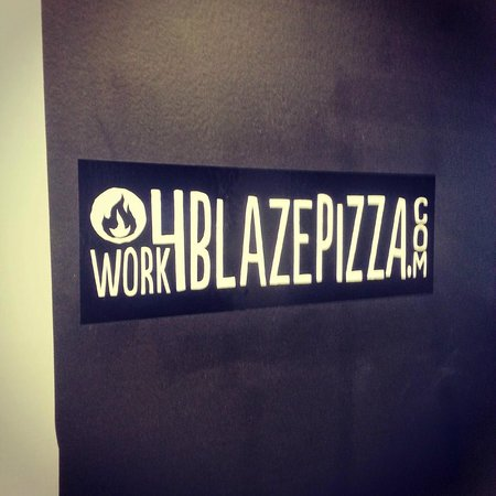 Paramus, Νιού Τζέρσεϊ: Now Hiring!  www.work4blazepizza.com