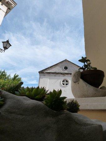 Konoba Dalmatino: View from the terrace