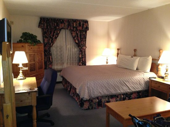 Westford Regency Inn: Room
