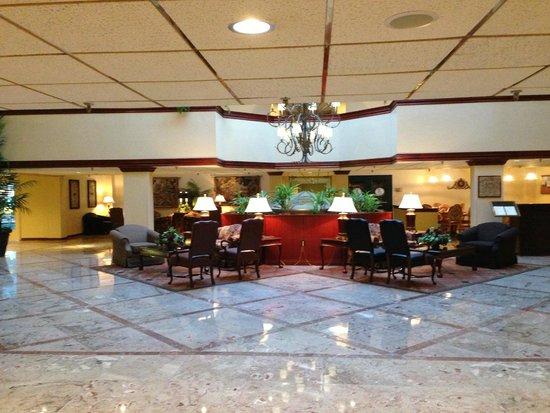 Westford Regency Inn: Lobby