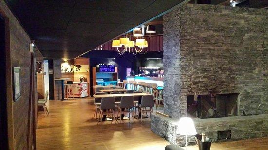 Marmotel : le bar