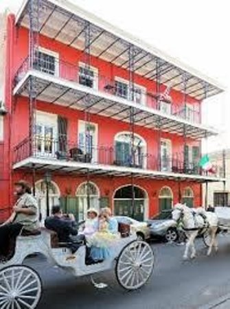 The Saint Philip Hotel: Beautiful Boutique Hotel in an Excellent French Quarter Location!