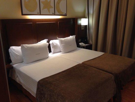 Hotel Acta Atrium Palace : Hotel room