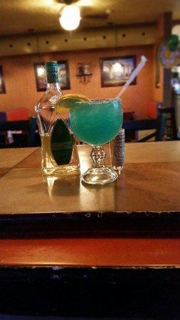 Don Ramon Mexican Restaurant: Blue agave HORNITOS TEQUILA Margarita