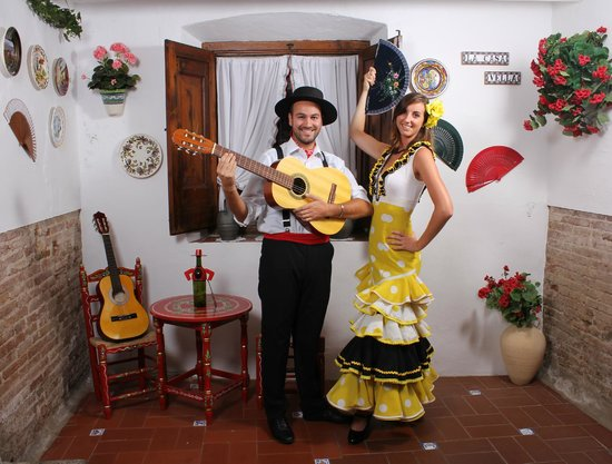 La Casa Vella - Flamenco in Barcelona : Photo numérique originale