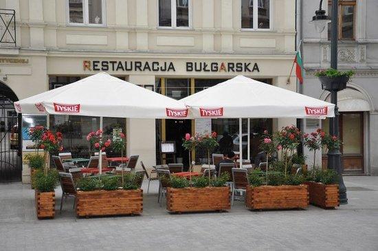 Restauracja Bułgarska 69