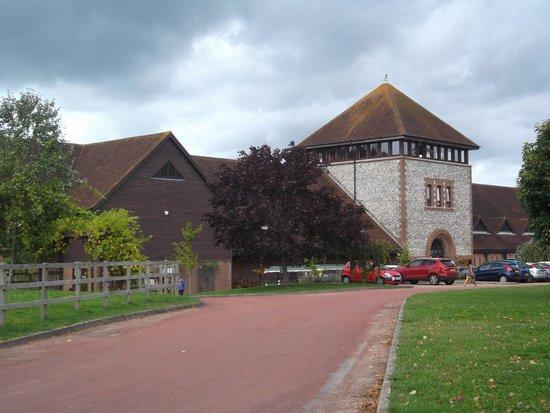 Denbies Wine Estate: Denbies Vineyard, Dorking