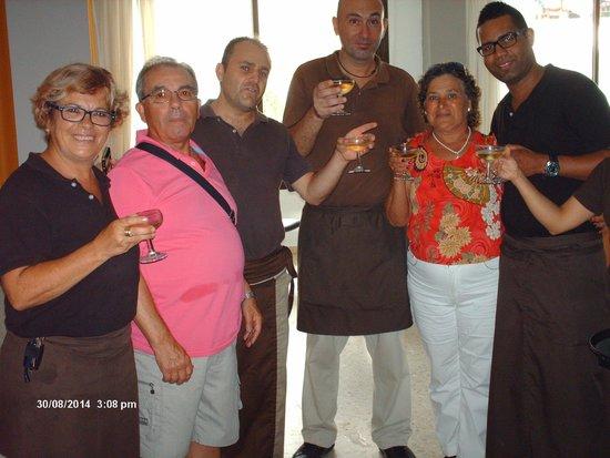 Hotel Brasil: convivio com o pessoal