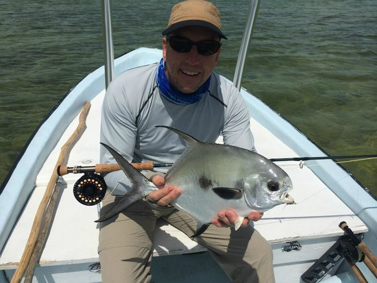 El Pescador Resort: first permit