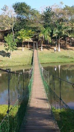 Recanto Alvorada Eco Resort : Caminhada