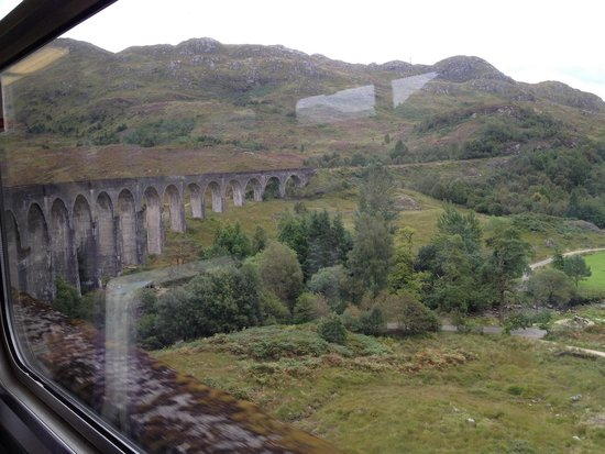 West Highland Line : Wow!