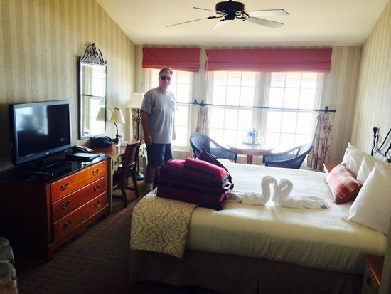 Cottage Inn by the Sea: Room 422