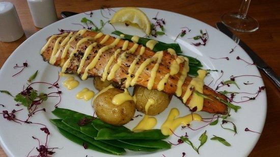 Best Western Stafford M6/J14 Tillington Hall Hotel: Food surprisingly good