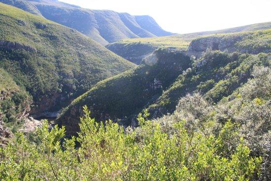 The Tradouwspass: the way ahead