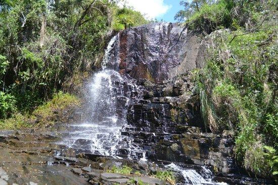 Costa da Lagoa: cachoeira