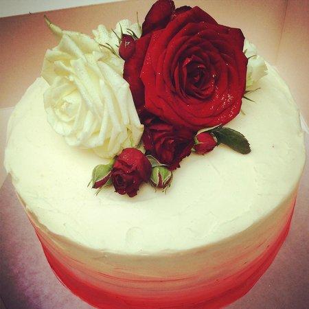 Red Velvet Cake Bristol