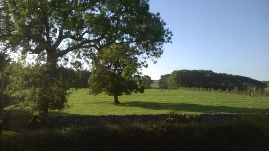 Stamford Farmhouse: view from room
