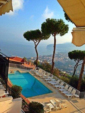 Hotel Villa Fiorita: Amazing views