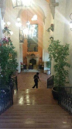 PortAventura Hotel El Paso: Hall