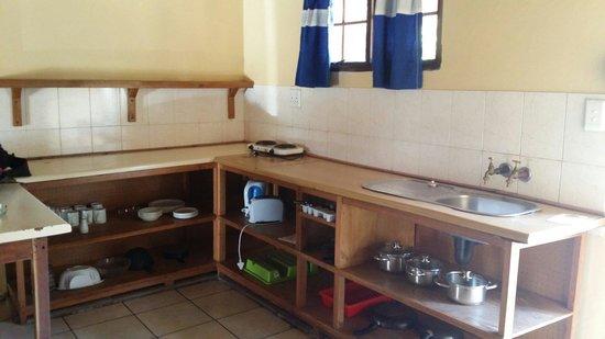 Barra Lodge: Cozinha