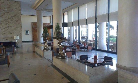 Hilton Alger: Hall rez de chaussée
