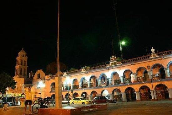 Izucar de Matamoros, México: Municipio Principal