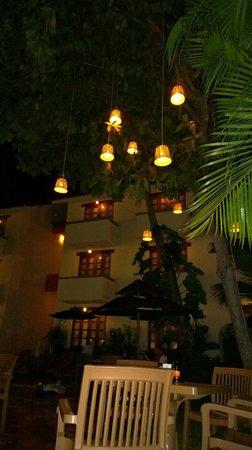 Hotel Villablanca Huatulco: muy relajante