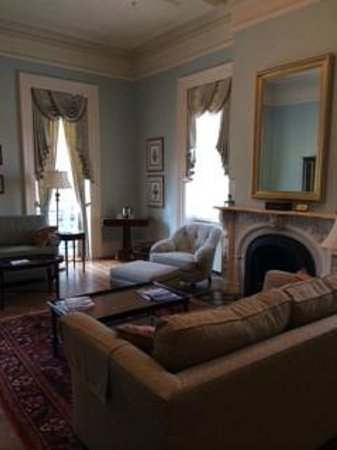 John Rutledge House Inn: Grand Suite