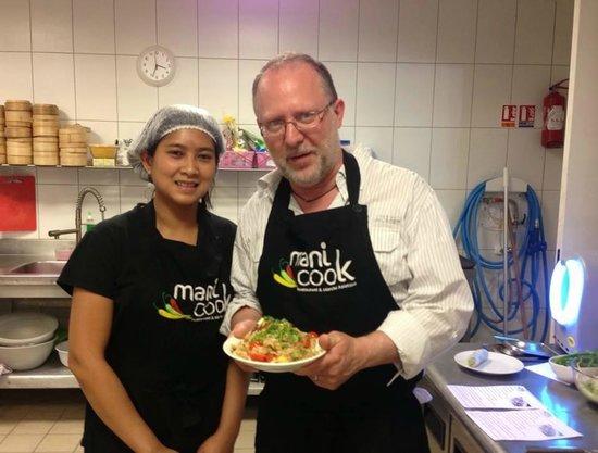 Cours de cuisine photo de manicook fegersheim tripadvisor - Cours cuisine strasbourg ...