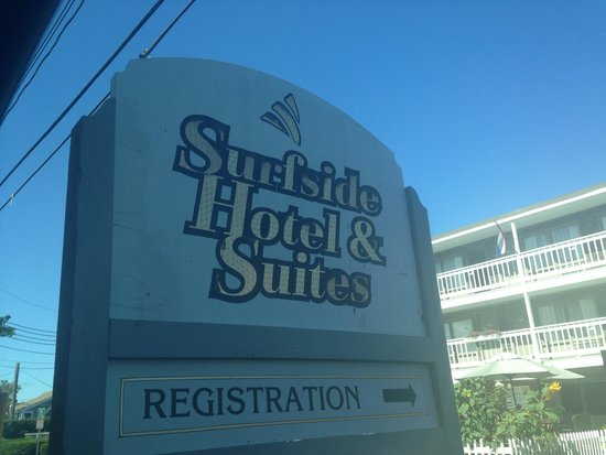 Surfside Hotel & Suites: Ahhh
