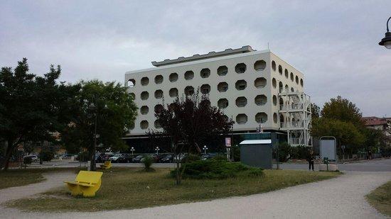 San Pietro Hotel: Esterno
