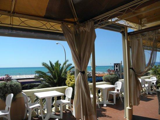 Hotel Italia : vista dalla terrazza
