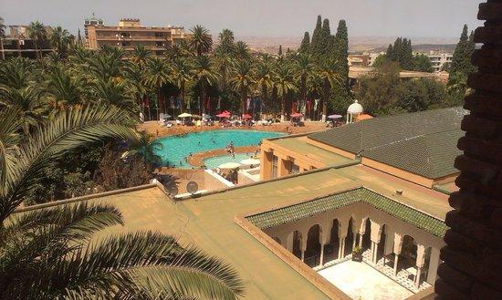 Recepci nhotel photo de hotel les zianides tlemcen for Les prix des hotel