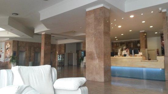Iberostar Las Dalias : Reception