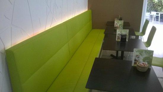 Energy Hotel: bar
