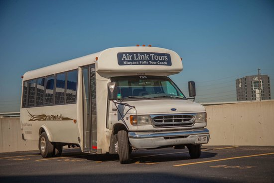 Airlink Tours: Airlink bus