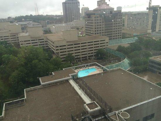Sheraton Kansas City Hotel at Crown Center: Terrace pool